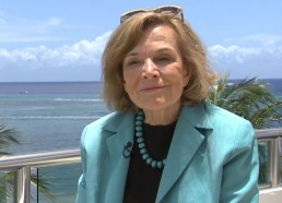 Dr Sylvia Earle, an eminent marine biologist and explorer has strong views on how nations needs to work to save what the United Nations calls the lungs of our planet.