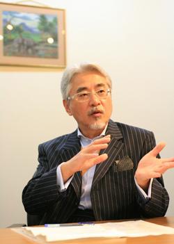 Ambassador Toshitsugu Uesawa