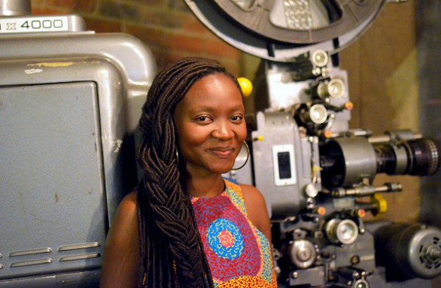 Sara Chitambo ist die Leiterin der Südafrika-Sektion von 'The International Association of Women in Radio & Television'. (Bild: Mark Olalde/IPS)