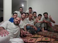 Egyptians rejoice after release. Credit: Karlos Zurutuza/IPS.