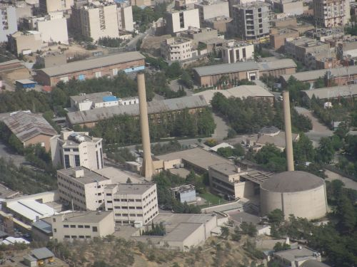 The Tehran Research Reactor where uranium enriched to 20 percent is used to produce medical isotopes. Credit: Jim Lobe/IPS