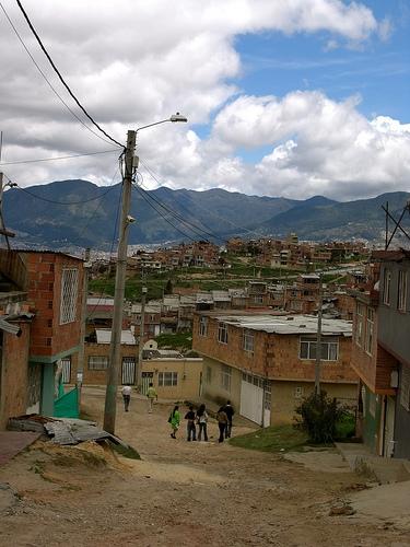 The film is set in a shantytown in Ciudad Bolivar.  Credit: Alison McKellar/CC BY 2.0