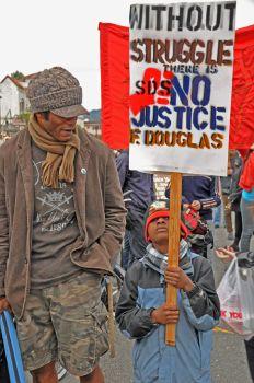 Occupy protesters march in Oakland, California in November. Credit: Judith Scherr/IPS