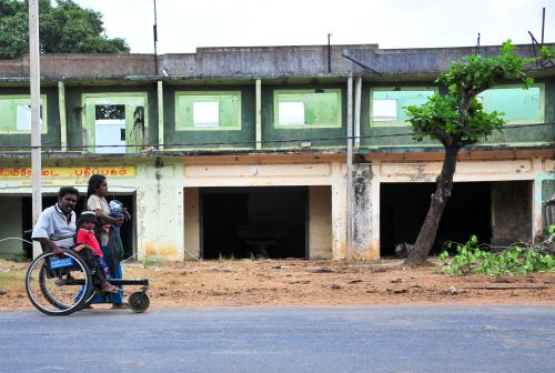 Nedunkerni village limps back to peace.  Credit: Amantha Perera/IPS