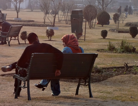 Suicide rates, particularly among teenagers, have soared in Kashmir since the insurrection began in 1989. Credit:  Sana Altaf/IPS