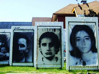 "Villa Grimaldi, a former detention and torture centre, now a ""peace park"". Credit: Marysol*/CC BY-SA 2.0"