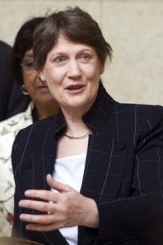 UNDP Administrator Helen Clark Credit: UN Photo/Jean-Marc Ferré