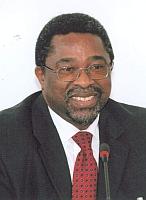 "Moeletsi Mbeki: The policy ""strikes a fatal blow against the emergence of black entrepreneurship"". Credit:"
