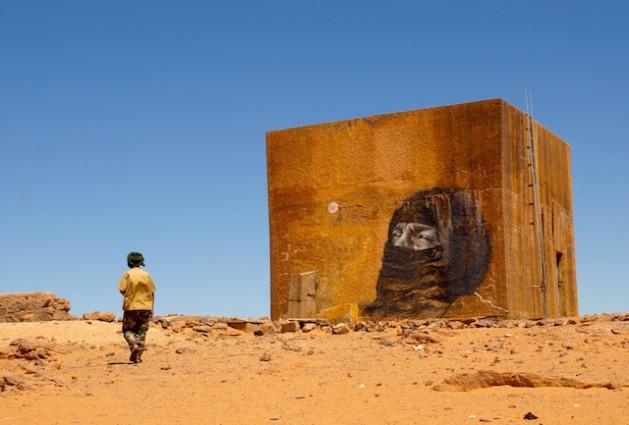 Conflict is brewing in the Western Sahara. Credit: Karlos Zurutuza/IPS.