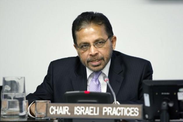 Ambassador Palitha Kohona. UN Photo/Paulo Filgueiras