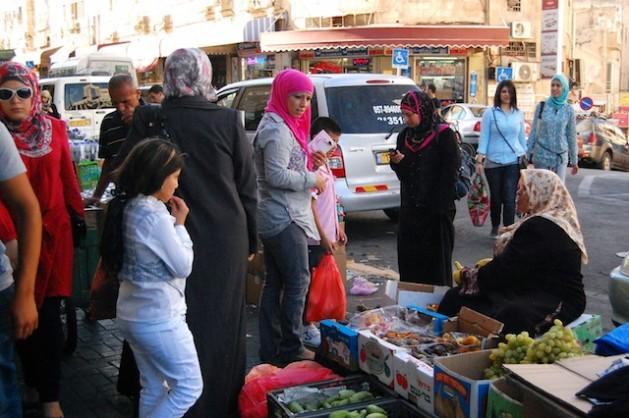 Many Palestinian women face high levels of domestic violence. Credit: Jillian Kestler-D'Amours/IPS.