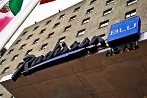 Radisson Blu hotel in Addis Ababa. Credit: Ed McKenna/IPS
