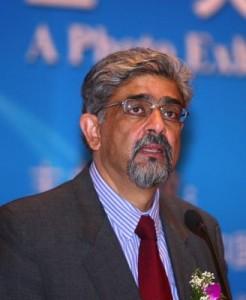 Khalid Malik. Photo Courtesy of UNDP