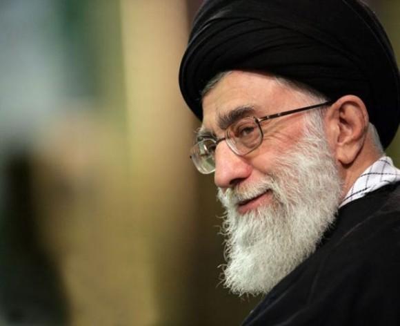 Iranian Supreme Leader Ayatollah Ali Khamenei. Credit: sajed.ir/GNU license