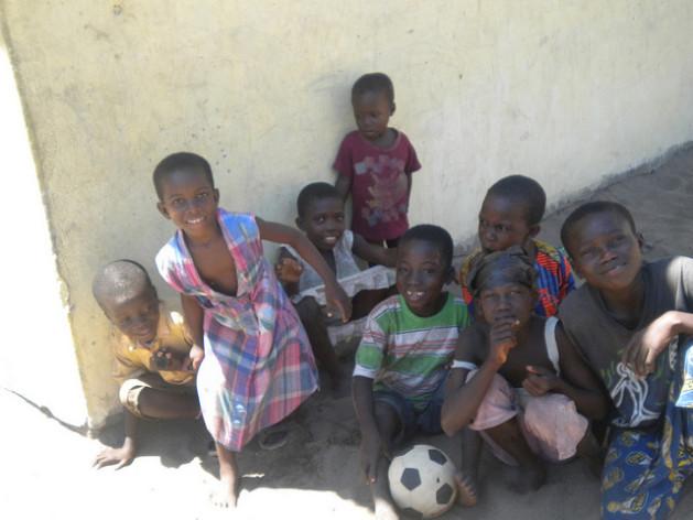 HIV-positive children in Muhanga, a village in Rwanda. Credit: Aimable Twahirwa/IPS