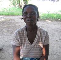Madam Siankusulu complains of poor harvests