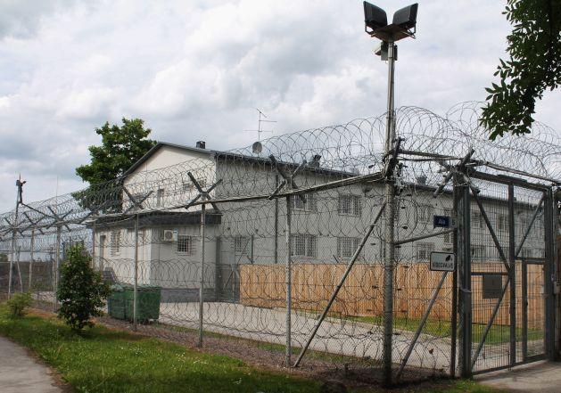 An expulsion centre for asylum seekers in Estonia. Credit: Marian Männi/IPS