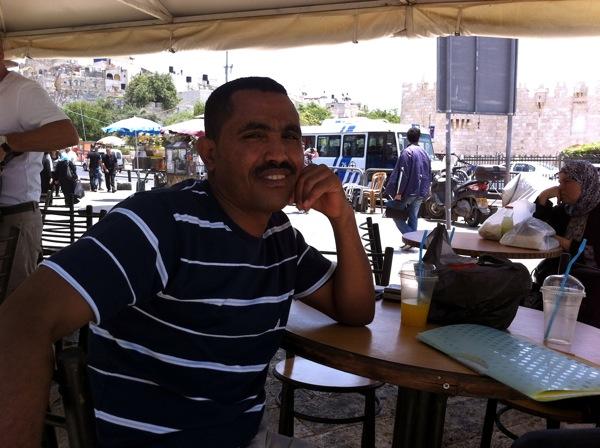 Tesfahiwet Medin, 39, fled his native Eritrea and has sought asylum in Israel. Credit: Jillian Kestler-D'Amours/IPS