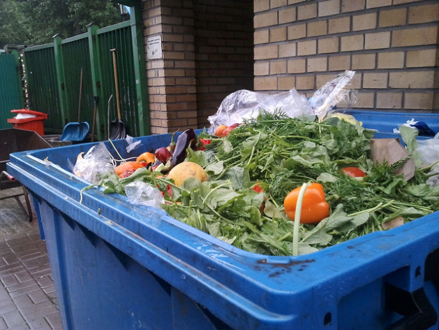 Poland wastes at least 8.9 million tonnes of food every year. Credit: Claudia Ciobanu/IPS