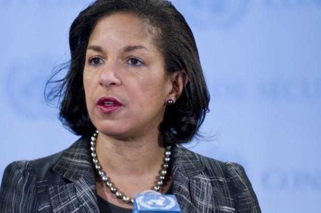 Susan Rice at the United Nations. Credit: UN Photo/Mark Garten