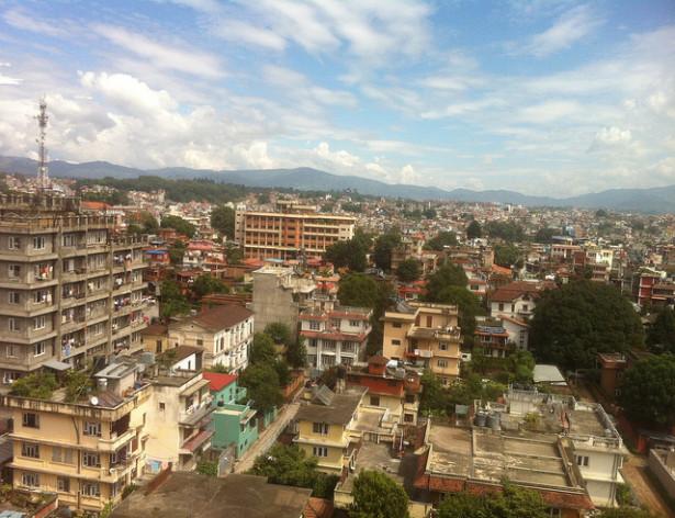 Quakes Could Collapse Kathmandu