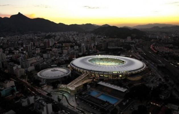 The recently rebuilt Maracaná stadium in Rio de Janeiro. Credit: Rio de Janeiro government CC BY 3.0