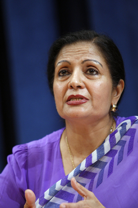 Lakshmi Puri. UN Photo/Devra Berkowitz