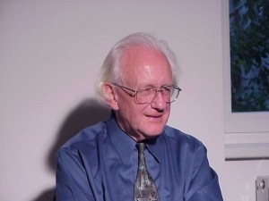 Johan Galtung, rector of the TRANSCEND Peace University. Credit: IPS