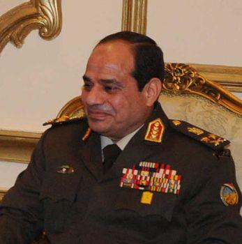 Gen. Abdel Fatah Al-Sissi. Credit: U.S. State Department/public domain