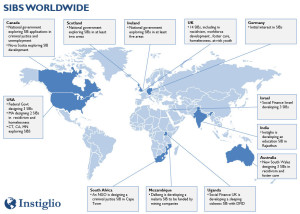 SIBs worldwide. Credit: Courtesy of Instiglio