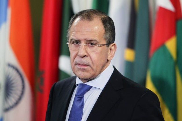 Russian Foreign Minister Sergey Lavrov. Credit: UN Photo/Paulo Filgueiras