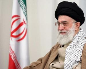 Supreme leader Ali Khamenei. Credit: GFDL [...] <a class=