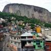 The Morro de Vidigal favela in Río de Janeiro. Credit: Agência Brasil/EBC