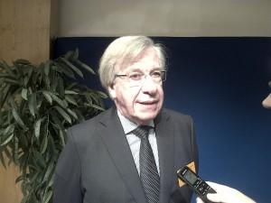 Danilo Astori, Vice President of Uruguay. Credit: Alecia McKenzie/IPS
