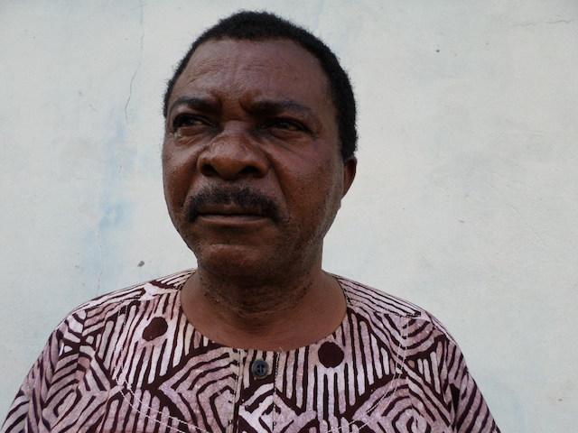 Raymond Kitako, a civil society leader in DRC, said if DRC President Joseph Kabila is allowed to serve a third term of office, it would result in a serious political crisis. Courtesy: Badylon Kawanda Bakiman