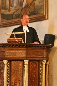 Protestant pastor Mathias Berndt. Credit: Christian Huschga