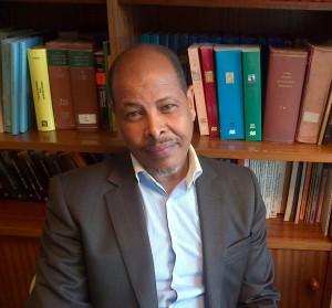 Ali Moussa Iye, head of UNESCO's Slave Route Project. Credit: A.D. McKenzie/IPS