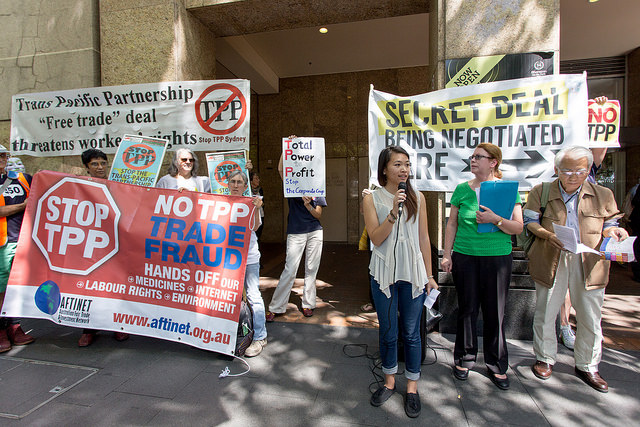 As TPP Trade Talks Miss Third Deadline, Opponents Claim ...