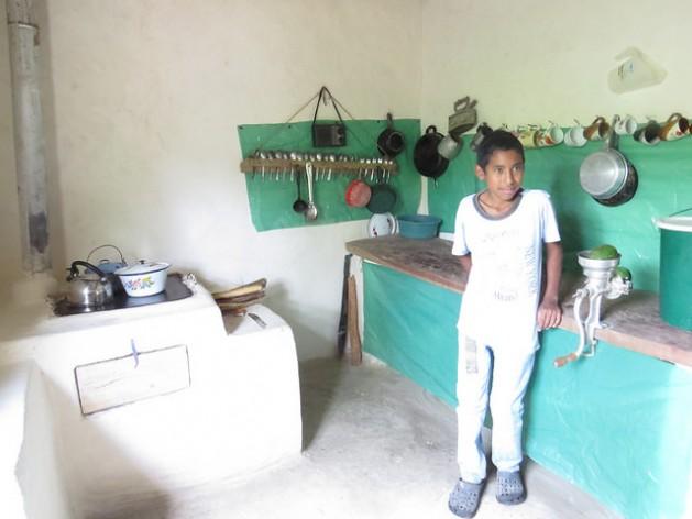 Indigenous community beats drought and malnutrition in - Cocinas de pueblo ...