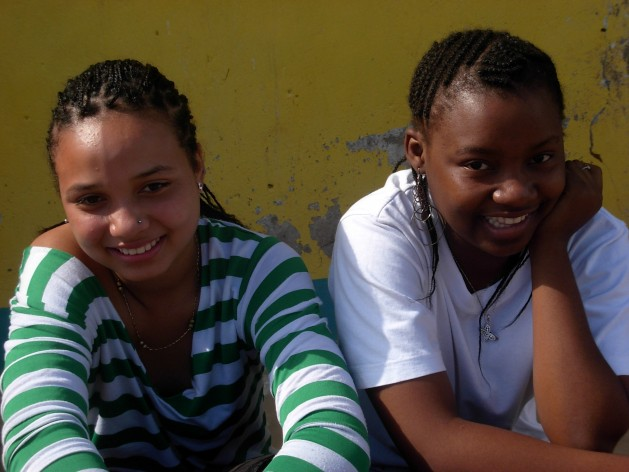 As AIDS becomes the leading cause of death of adolescents in Africa, empowering youth – especially girls - to make safe life choices and avoid HIV is crucial. Credit: Mercedes Sayagues