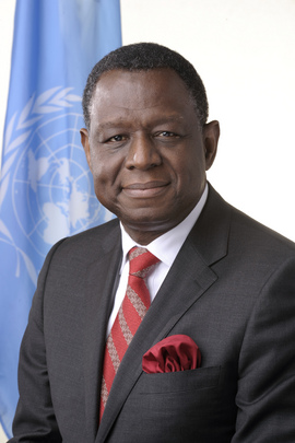 Dr. Babatunde Osotimehin. Credit: UNFPA