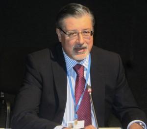 Adnan Amin, Director-General of the International Renewable Energy Agency (IRENA). Credit: Wambi Michael/IPS