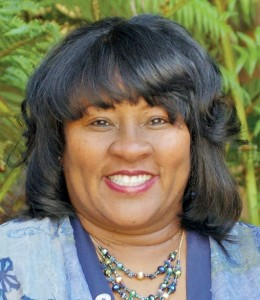 Akemi Bailey-Haynie, national women's leader of the Buddhist organisation Soka Gakkai International-USA. Credit: SGI