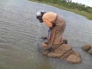 Africa's rural women must be brought into the post-2015 water agenda. Credit: Miriam Gathigah/IPS