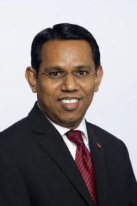 Ambassador Sareer. UN Photo/Eskinder Debebe