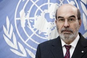 José Graziano da Silva. Credit: FAO/Alessandra Benedetti
