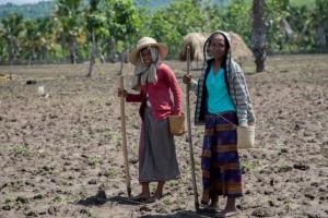 1.Women in rural Timor-Leste work hard but still fall behind. Credit: © Alexia Skok