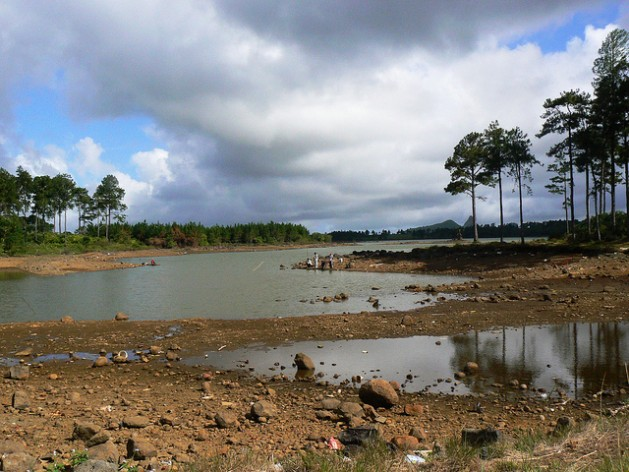 Mauritius experienced a water shortage for months in 2011 when the anticipated summer rains failed to arrive. Credit: Nasseem Ackbarally/IPS