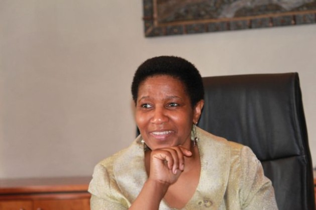 Phumzile Mlambo-Ngcuka. Photo Courtesy of UN Women
