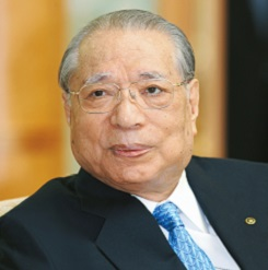 Dr. Daisaku Ikeda. Credit: Seikyo Shimbun